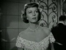 Sullavan's last performance on the screen in No Sad Songs for Me, 1950.