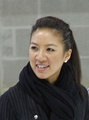 Michelle Kwan, American figure skater and two time Olympic medalist (MA, 2011)