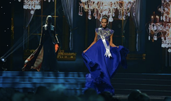 Miss Louisiana USA Brittany Guidry, Miss USA 2014, Preliminary Evening Gown Competition