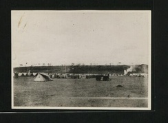 How Nairobi looked in 1899, just a bunch of Tents and then a Railway Depot