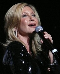 Six-time nominee, including one-time award winner Olivia Newton-John