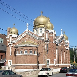 Saints Cyril & Methodius Ukrainian Greek Catholic Church