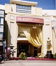 The Dolby Theatre; venue for the Academy Awards