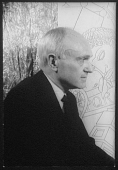 Carl Van Vechten (1880–1964)/LOC van.5a52190. Philip Johnson, Esq., April 10, 1963