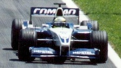 Ralf Schumacher won the Canadian Grand Prix, after a closely fought battle with his brother Michael.