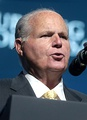 Rush Limbaugh(born 1951) Radio personality and political commentator