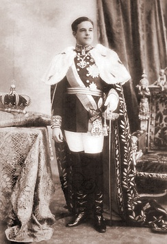 Manuel II, last King of Portugal and the last Braganza to rule as a monarch.