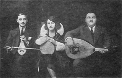 """Photo of Smyrna Style Trio (1930)"