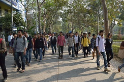 JU Students Against VC
