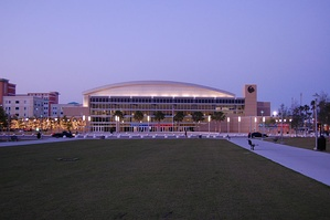 The CFE Arena opened prior to the 2007 season