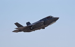 The F-35B will be operated from the Queen Elizabeth-class aircraft carriers