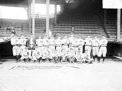 The 1915 Phillies, the first time that the franchise made the postseason