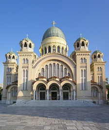 St Andrew's Cathedral, Patras