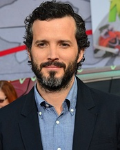 Photo of Bret McKenzie at the premiere of Muppets Most Wanted in 2014.