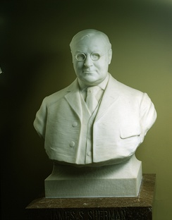 A Bust of Sherman