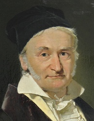 Carl Friedrich Gauss, known as the prince of mathematicians
