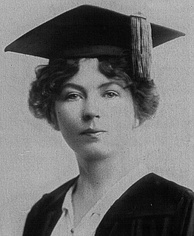 Christabel Pankhurst, often called the favourite child, spent almost 15 years working by her mother's side for women's suffrage.