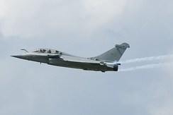 Rafale B in a clean configuration