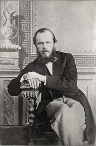 Dostoevsky in Paris, 1863
