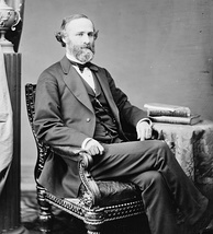 Henry L. Dawes wrote the Dawes Act, which Cleveland signed into law.