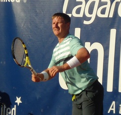 Yevgeny Kafelnikov was born and raised in Sochi
