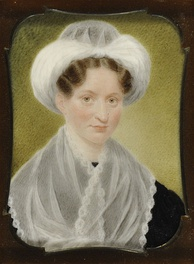 Mary Lyon (1797-1849) founded the first woman's college, Mount Holyoke College in western Massachusetts in 1837