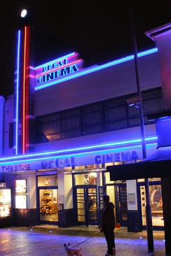Regal Cinema (see Media in Cornwall)