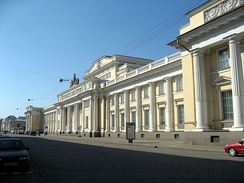 The Russian Museum of Ethnography.
