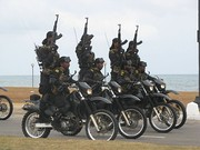Combat Rider Teams, Special Forces Regiment