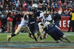 In 2011, the 112th Army–Navy Game saw Navy's 10th consecutive win.