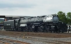 "The Union Pacific ""Big Boy"" #4012"