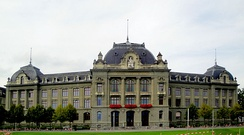 Main building of the University of Bern
