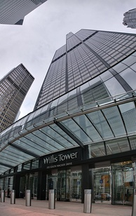 United Continental Holdings World Headquarters, Willis Tower