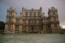 Wollaton Hall was used as Wayne Manor in The Dark Knight Rises.