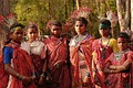 Young Baiga women