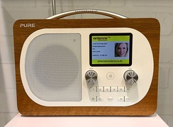 A Pure-branded DAB receiver