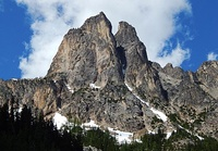 Early Winters Spires in the North Cascades