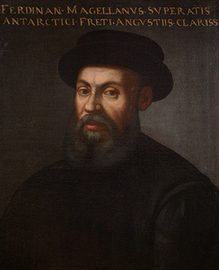 Ferdinand Magellan led the first expedition that circumnavigated the globe in 1519–1522