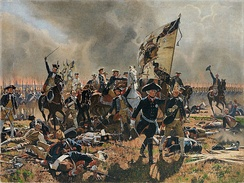 August 3: Battle of Zorndorf
