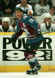 In 1997, the Avalanche matched an offer sheet on Joe Sakic, instigating salary raises throughout the NHL.