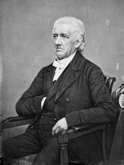 Lyman Beecher was a prominent Presbyterian revivalist and co-founder of the American Temperance Society.