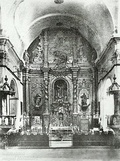 The Church was a frequent target of the revolutionary left in the Republic and in the War. During the Civil War, revolutionaries destroyed/burned some 20,000 churches, along with church artwork and tombs, books, archives, and palaces.[40][41] Vast number of affected buildings are today defunct.