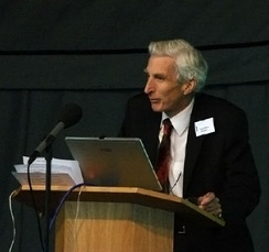 Martin Rees was Master of Trinity from 2004 to 2012