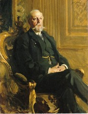 Portrait of Oscar II by Anders Zorn 1898