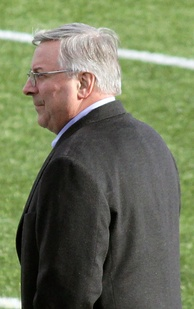 Terry Pegula, co-owner of the Buffalo Bills.