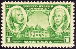 Washington GreenIssue of 1937