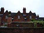 Willoughby Almshouses and Adjoining Boundary Wall