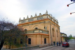 Late renaissance synagogue in Zamość (1610–1620)