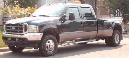 Class 3 Ford F-350