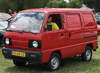 1992 Suzuki Super Carry Commercial van (SK410, Netherlands)
